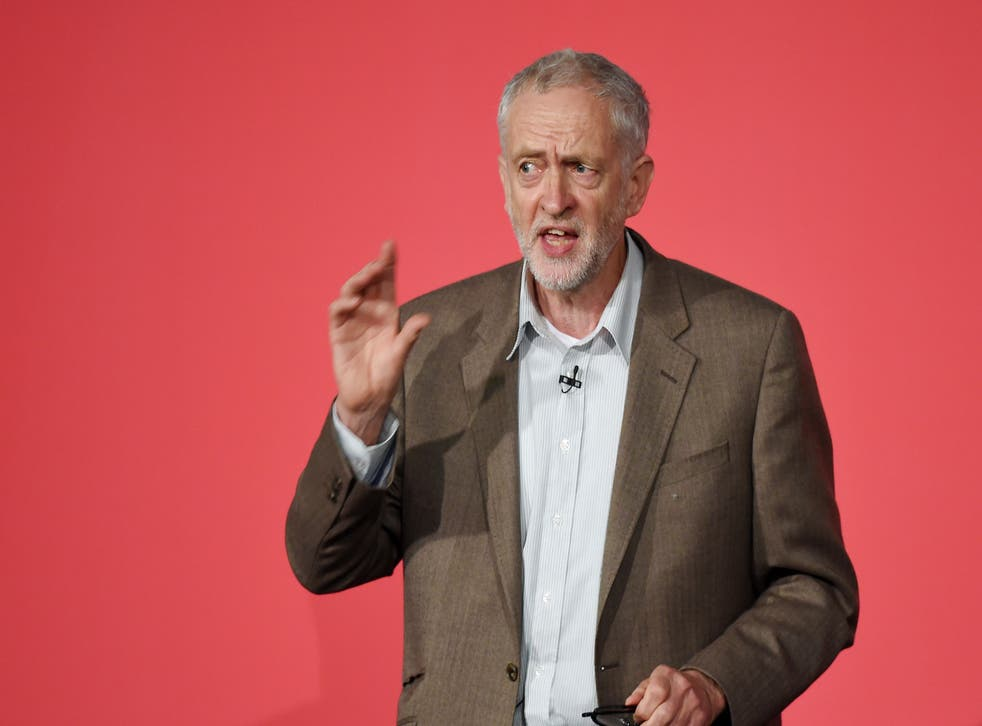 Jeremy Corbyn tells bankers to 'watch out' for a windfall tax on their profits if he is elected Prime Minister in 2020