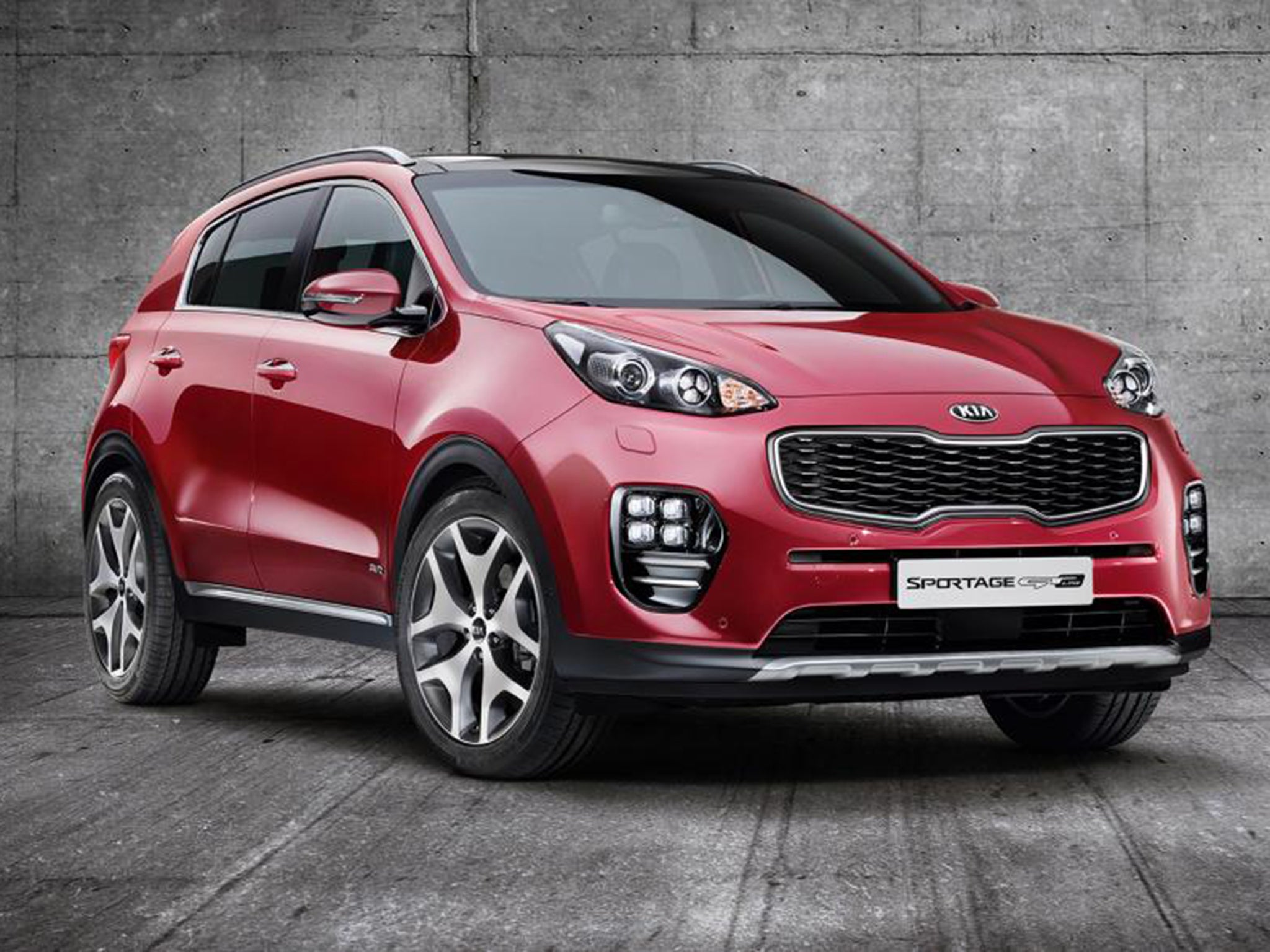 Kia sportage fourth generation suv will move upmarket when it goes on sale in february 2016 the independent