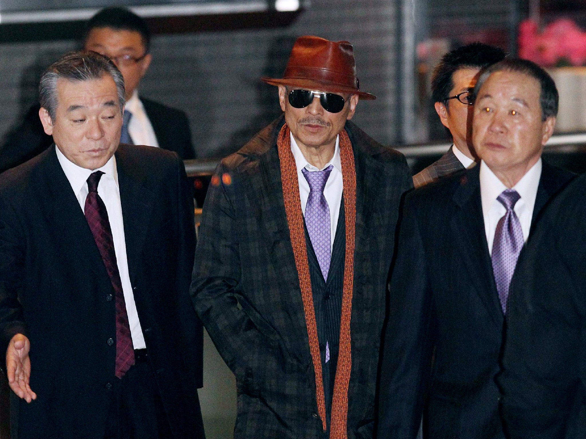famous yakuza leaders