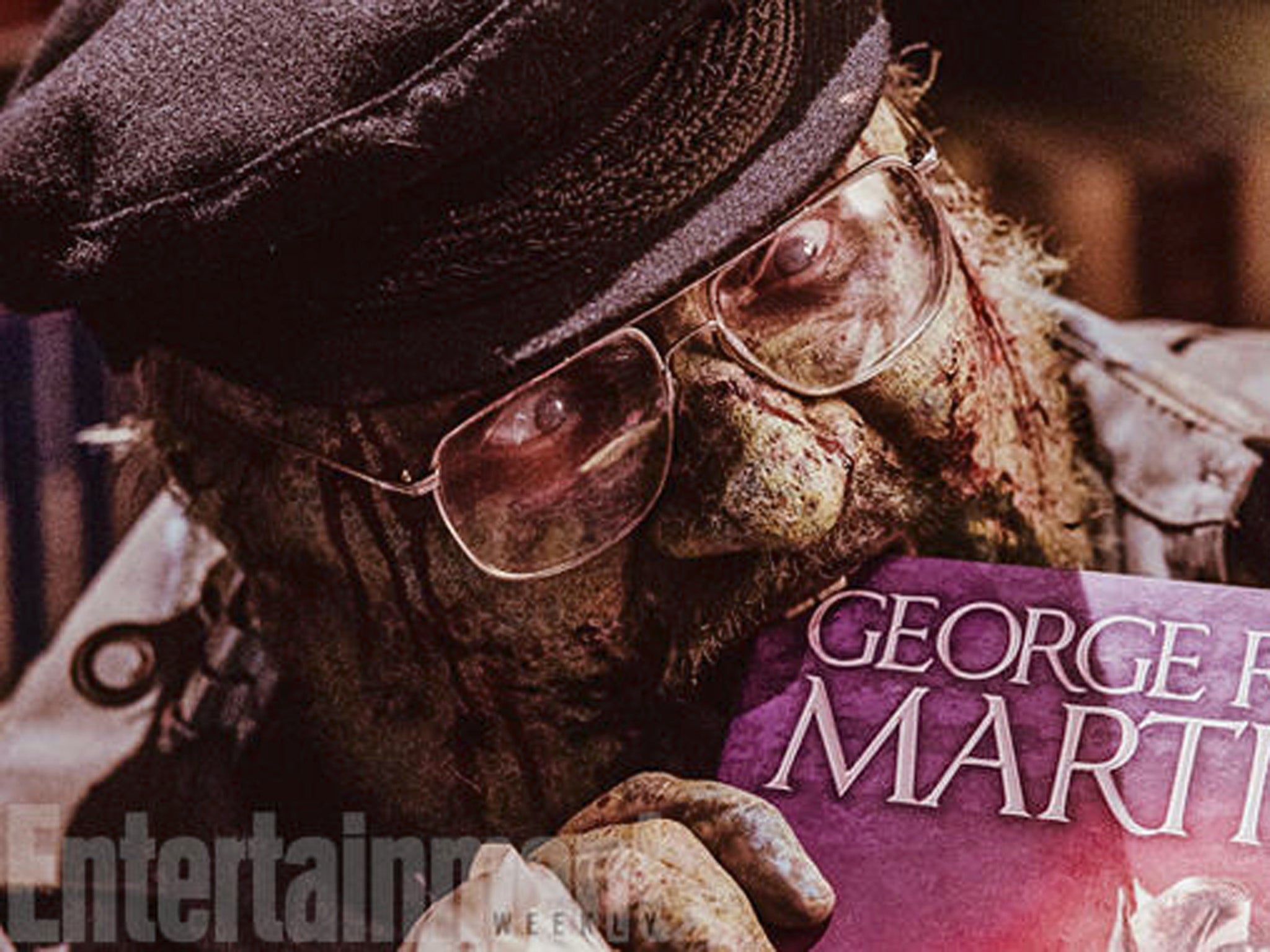 This Is What George Rr Martin Was Doing When He Could Have Been Finishing  Game Of Thrones  The Independent