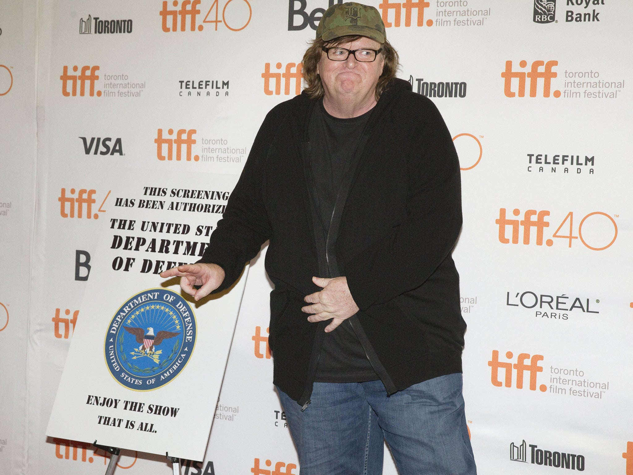 Why Michael Moore Was One Of The Few To Predict Donald Trump's Victory   The Independent