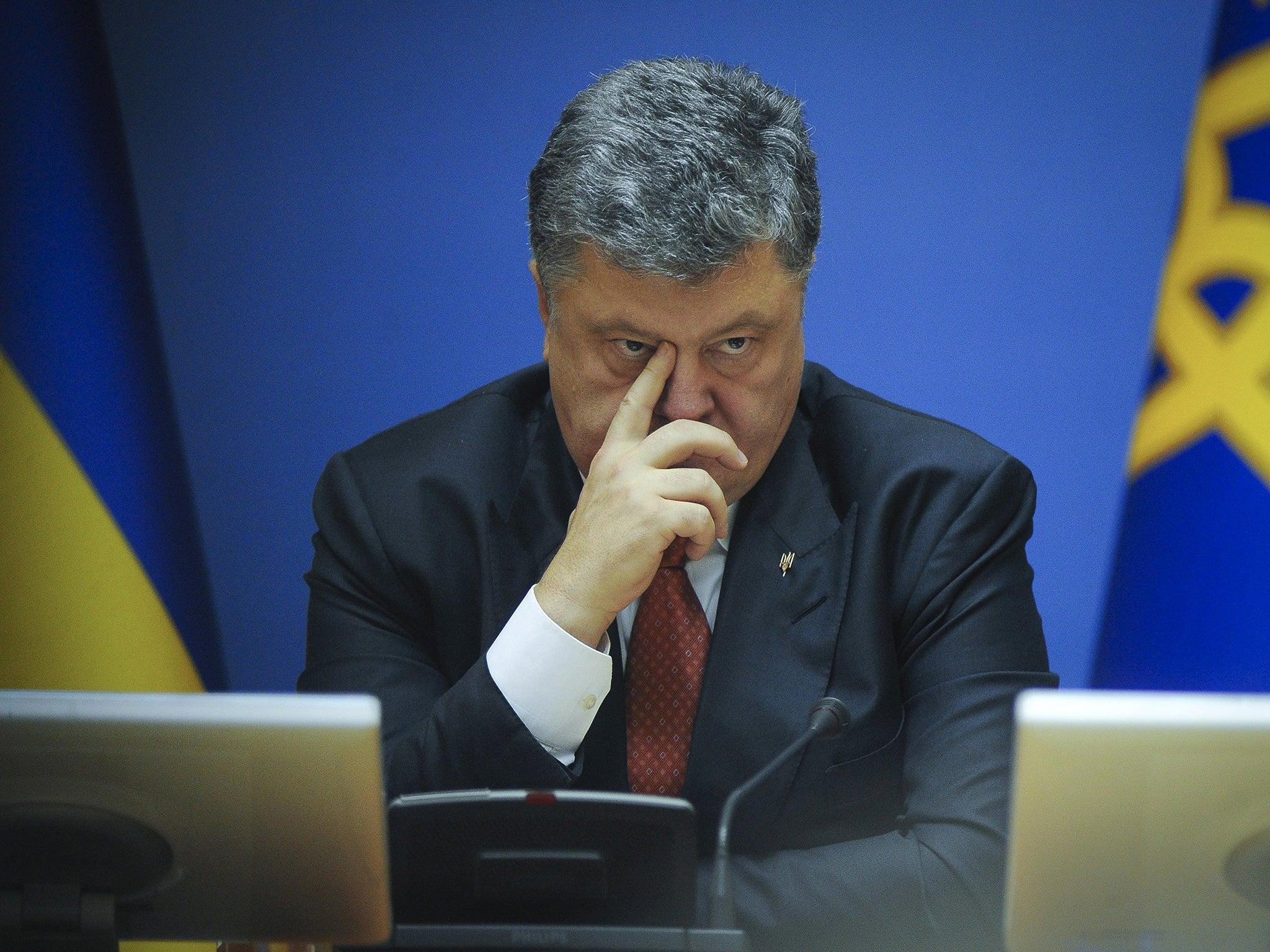 Poroshenko said that the snipers on the Maidan led Surkov 02/20/2015 69