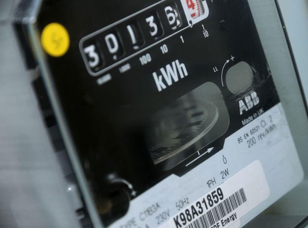 Energy companies have been accused of exploiting customers and acting uncompetitively