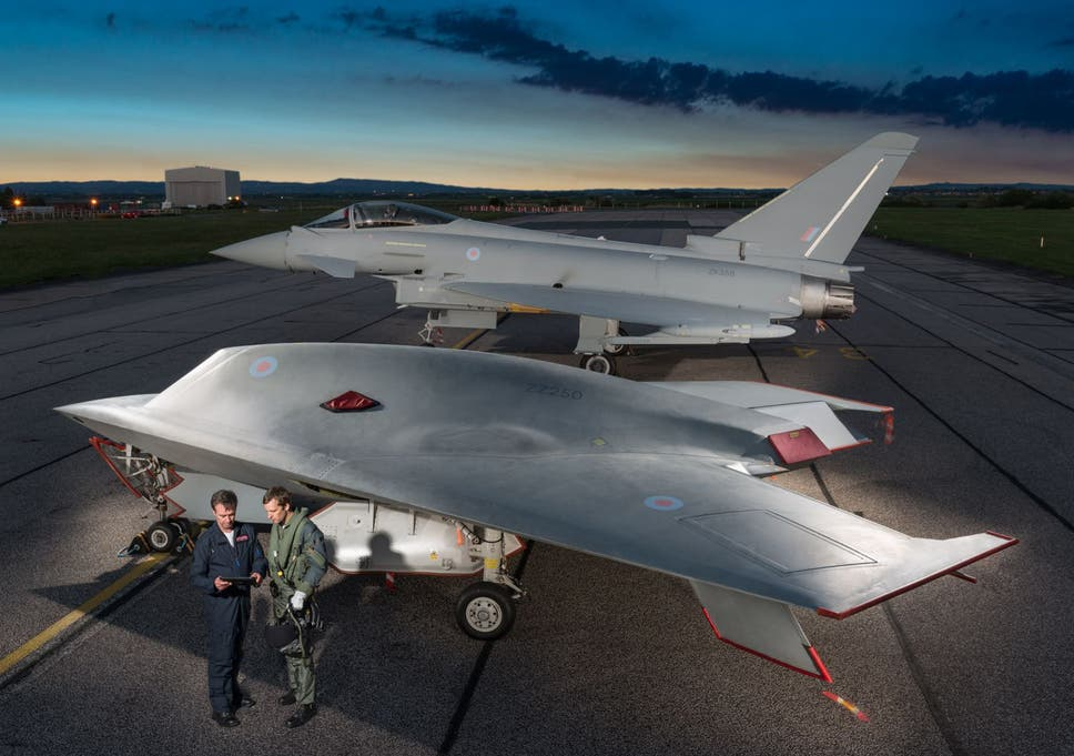 UK exporting drone components worth hundreds of millions in bid to