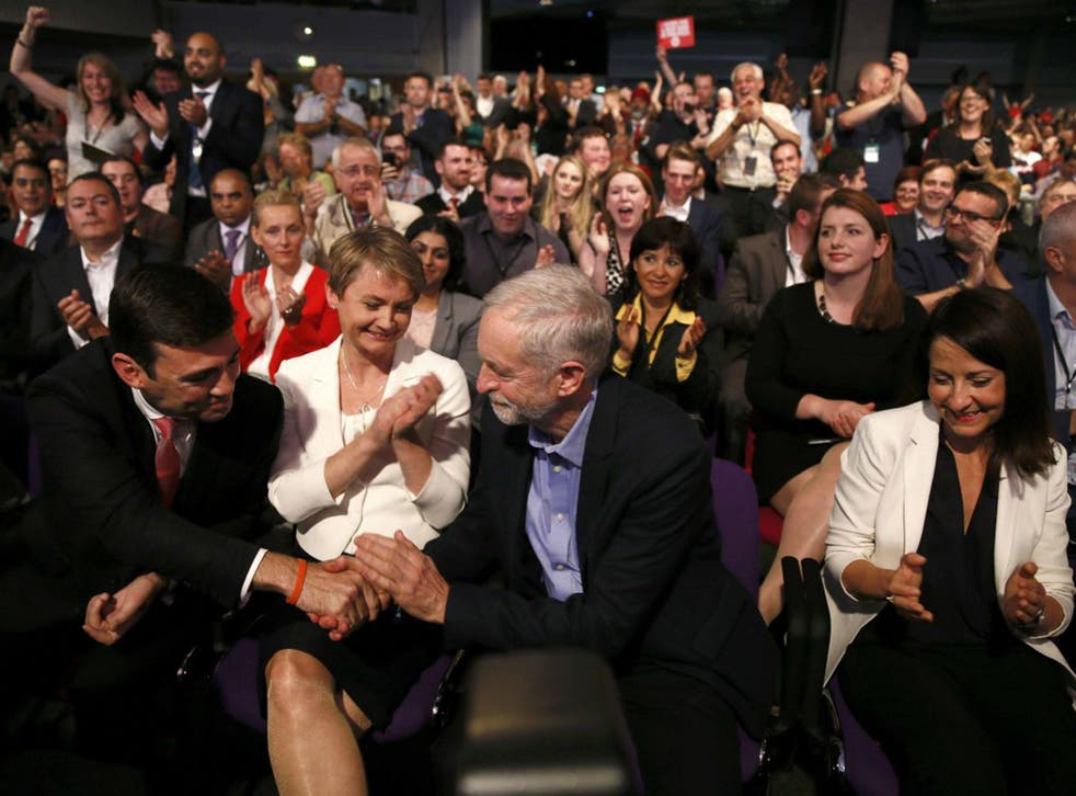 Jermey Corbyn will call on the party to unite behind him. But there is no getting away from the fact that the PLP majority is opposed to his policies