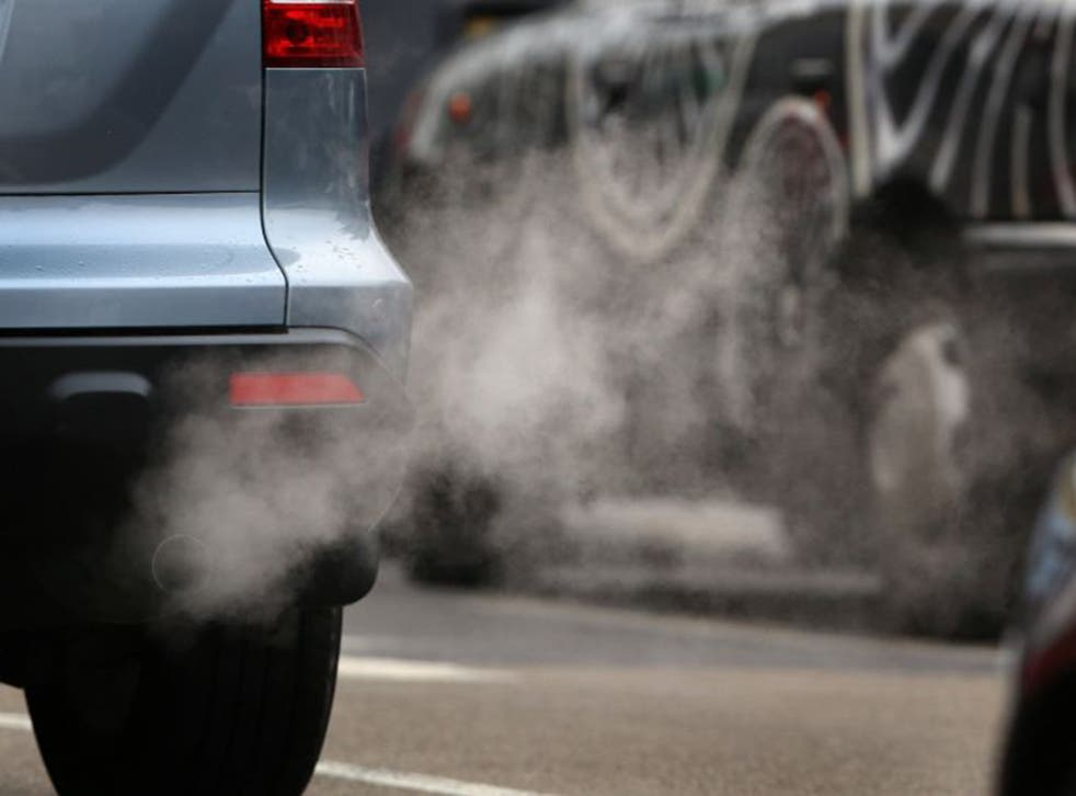 Air pollution claims 29,000 lives a year in Britain