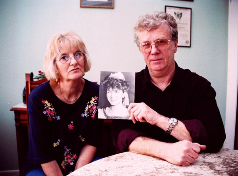 Pauline Murrell and Roger Parrish photographed for a 2003 documentary