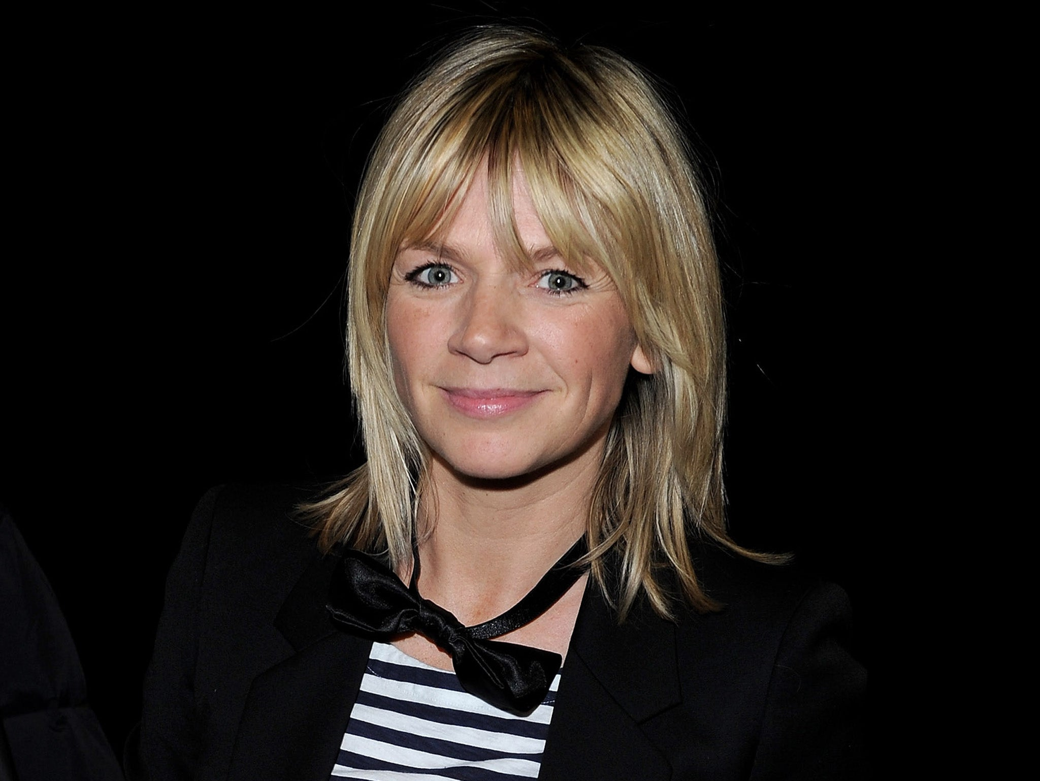 top gear zoe ball first in line to join chris evans as co presenter the independent