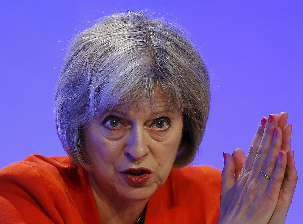 Theresa May says Britain will continue to help 'those in immediate need'