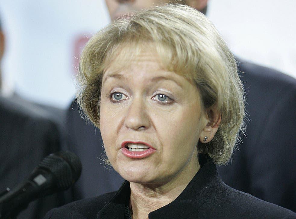 Rosie Winterton, former Labour chief whip