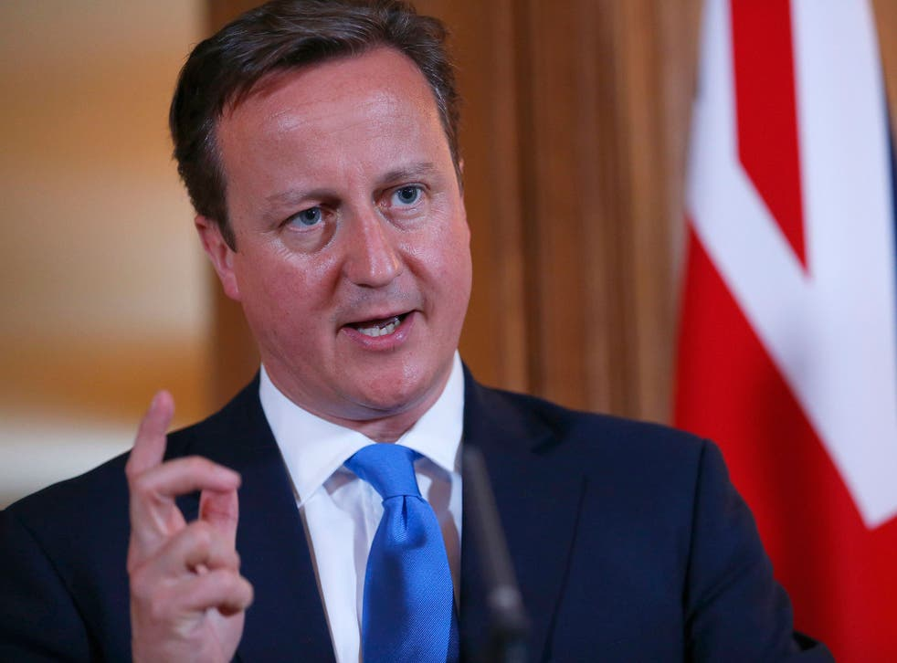 Prime Minister David Cameron has said Labour leader Jeremy Corbyn is a threat to national security