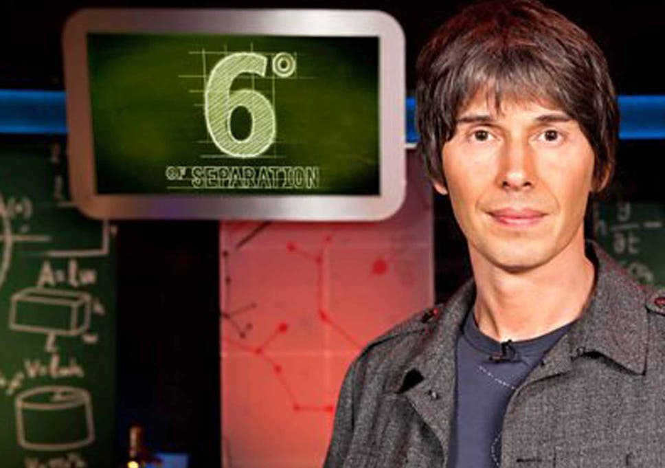 Six Degrees Of Separation Bbc2 Tv Review The Bbcs Desperate Attempt To Make Science Cool
