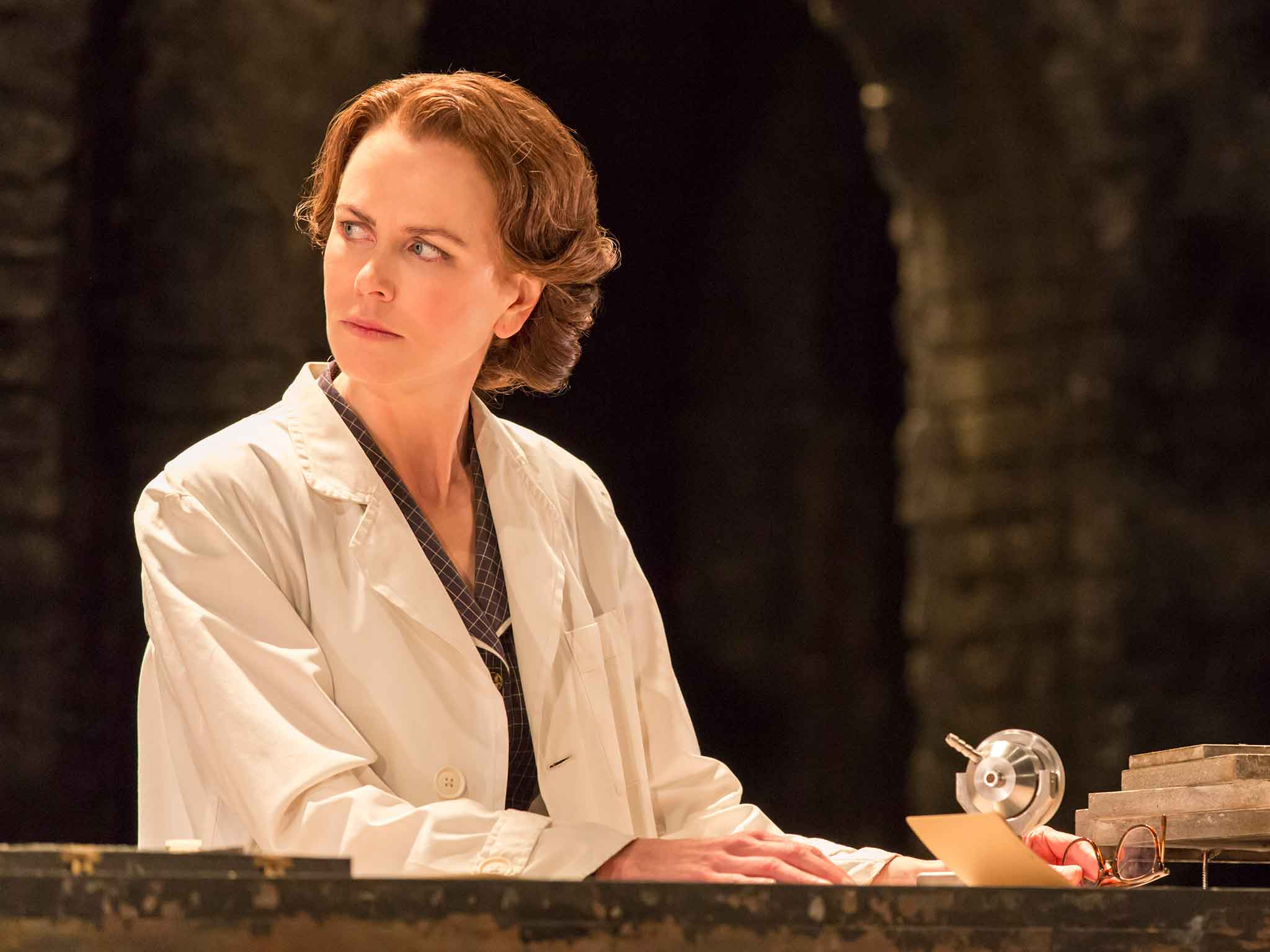 Oscar Insurance Reviews >> Photograph 51, Noel Coward Theatre, review: Nicole Kidman gives a compelling performance | The ...