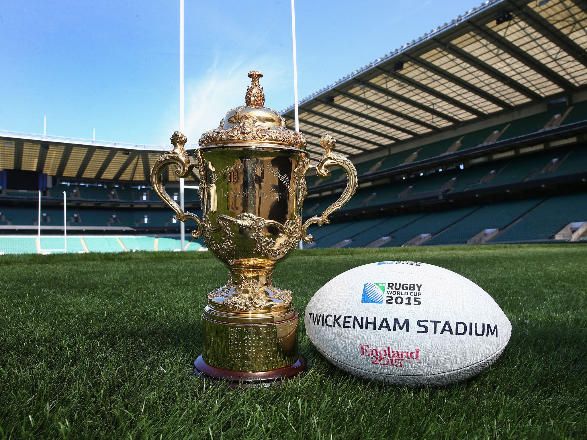 aa54f35708f RWC 2015  Our rugby writers  predictions - Who will win, top try and points  scorer, player of the tournament and what to look forward to   The  Independent