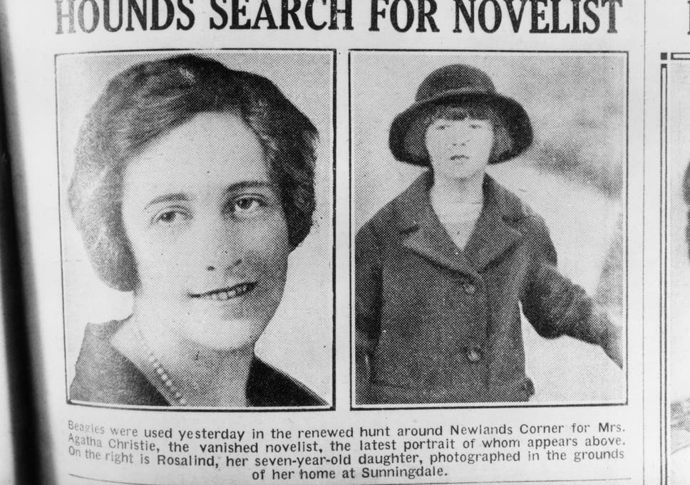 Agatha Christie Mystery Of Crime Writers Disappearance Tackled In