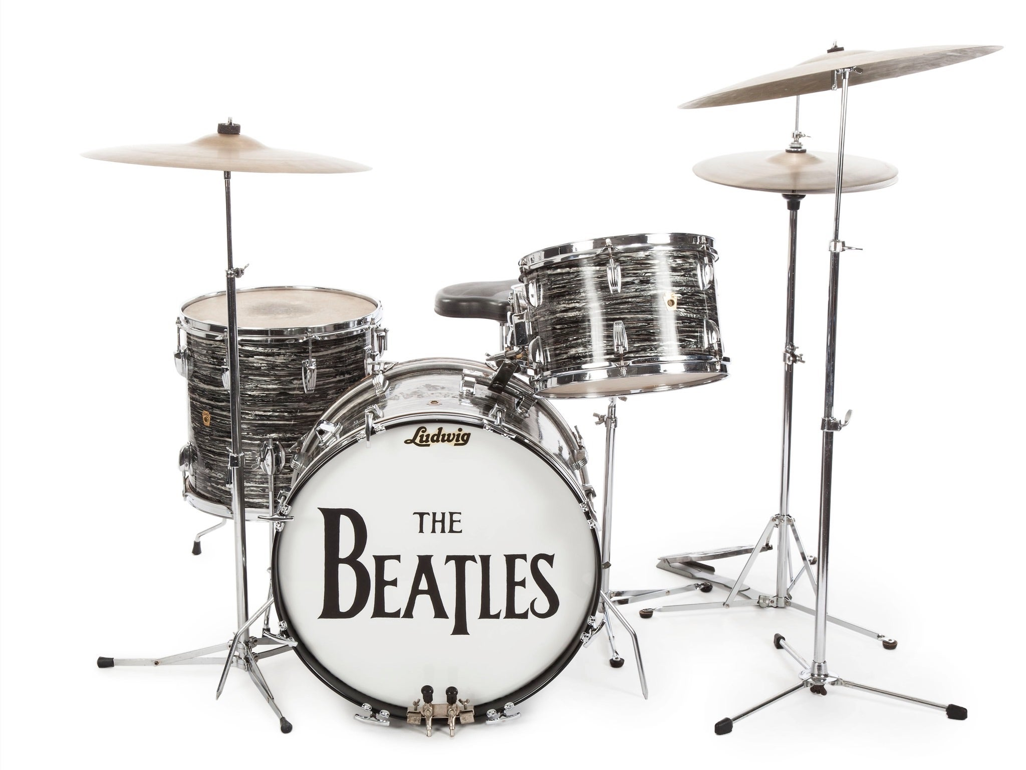 Ringo Starr Sells Off Drum Kits And Other Beatles Stuff As Part Of Downsize Move