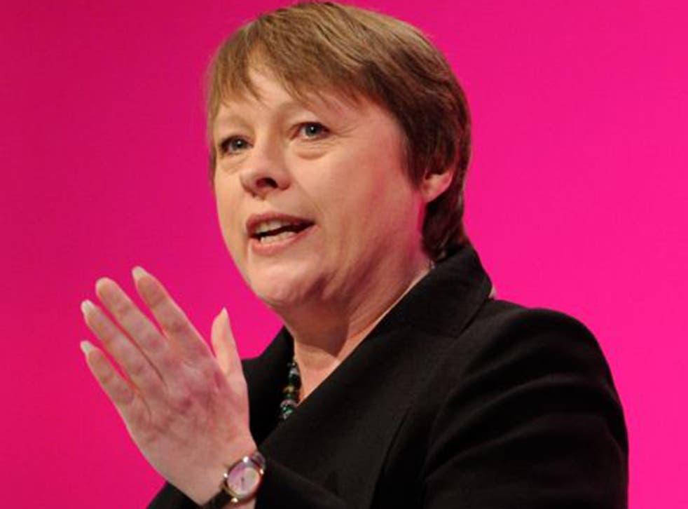 Maria Eagle, shadow Defence Secretary