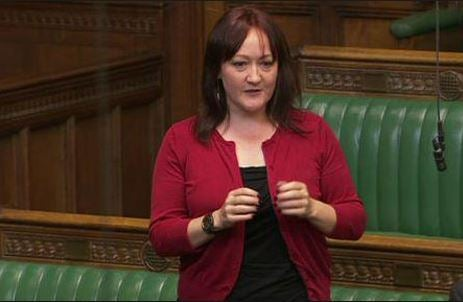 Meat eaters should be treated like smokers, says Labour's farming spokeswoman