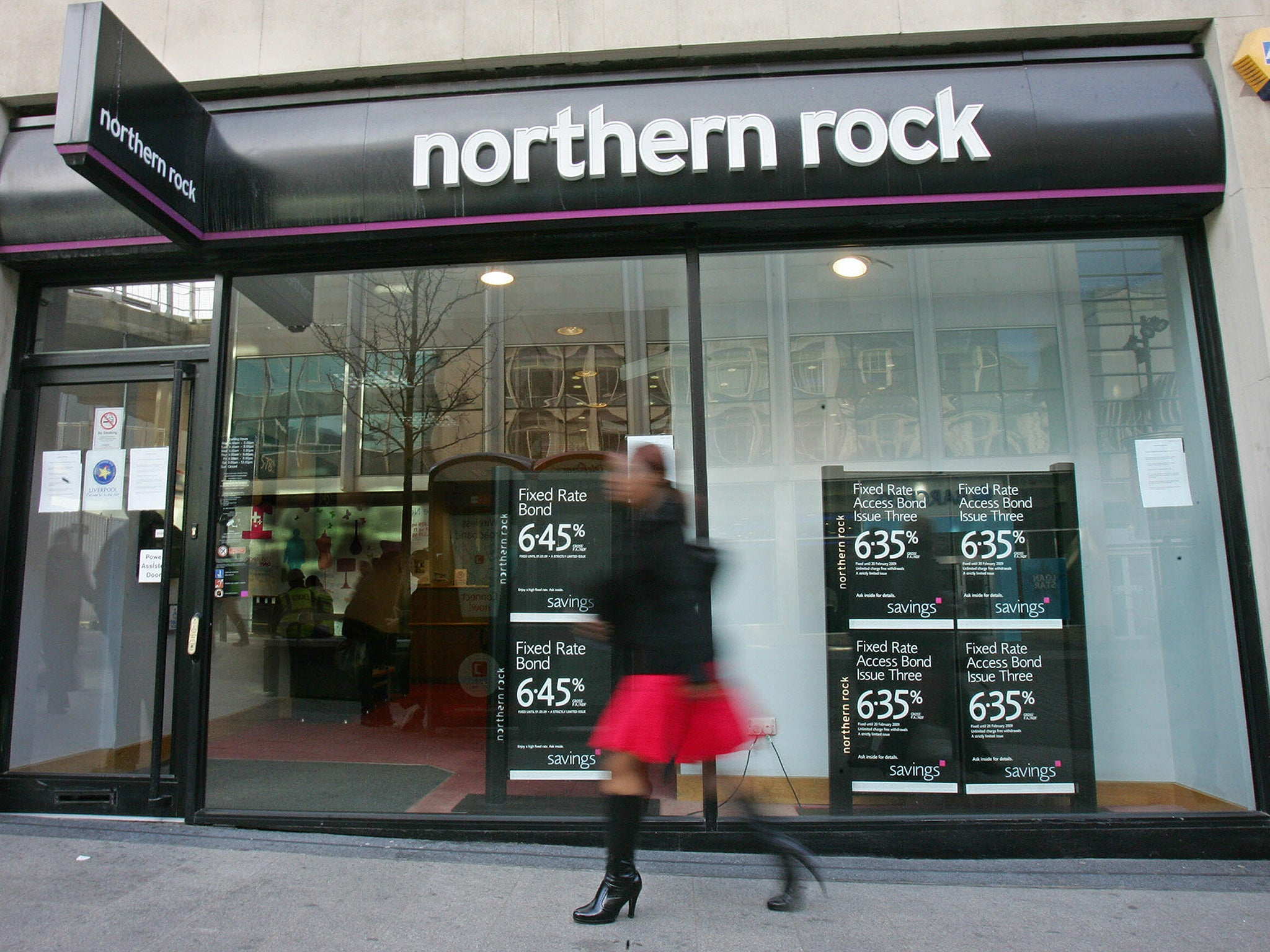the northern rock crisis essay Lessons from the northern rock episode an important ingredient of effective crisis resolution is that people are clear in advance about what is going to happen.