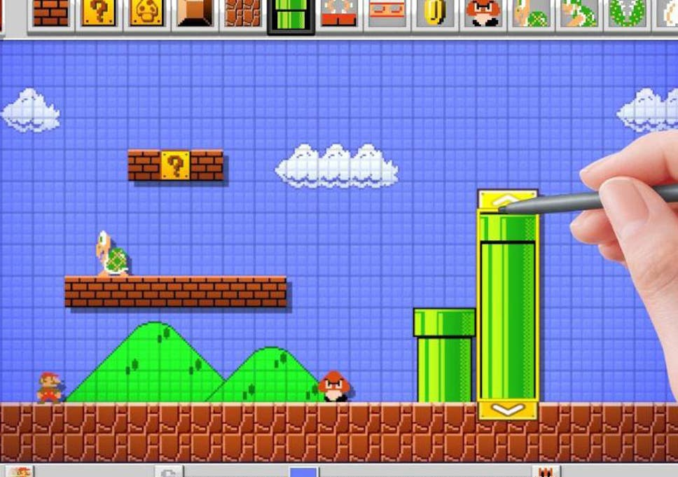 Super Mario Maker Review Letting Fans Bring Their Own Creativity Is