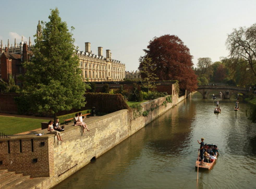 The University of Cambridge has taken the top spot for the UK with an overall score of 98.6 out of 100