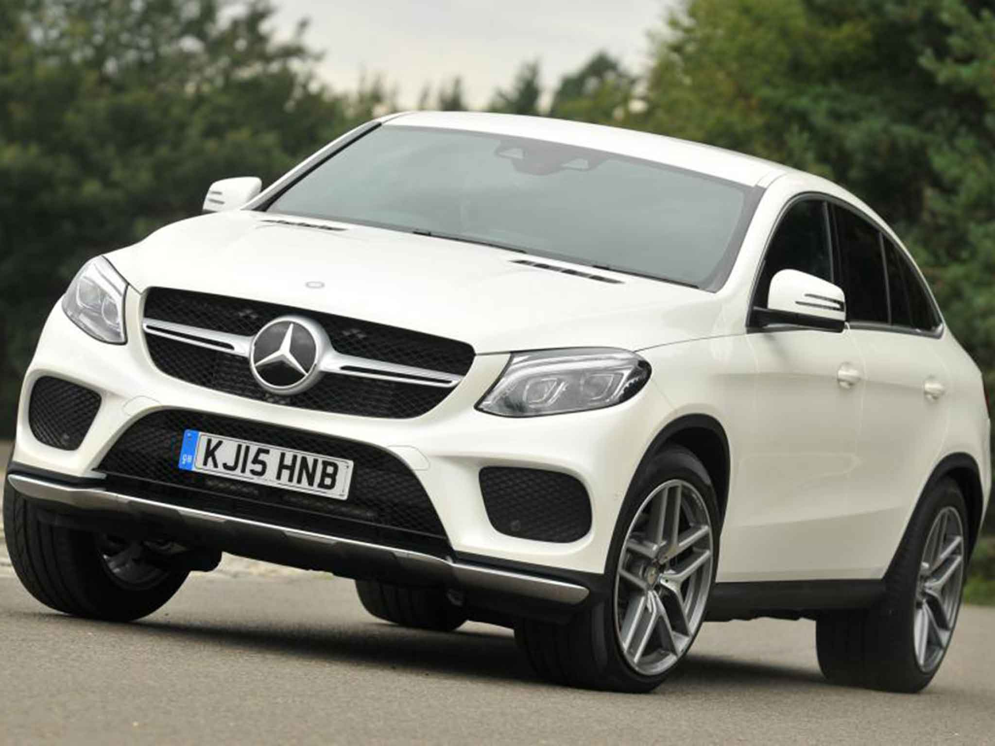 mercedes benz gle 350d coupe 4matic amg line motoring. Black Bedroom Furniture Sets. Home Design Ideas