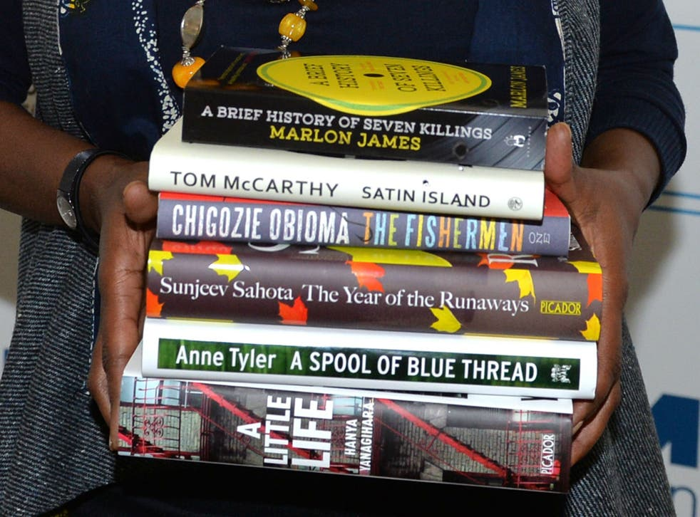 The Man Booker 2015 shortlisted novels