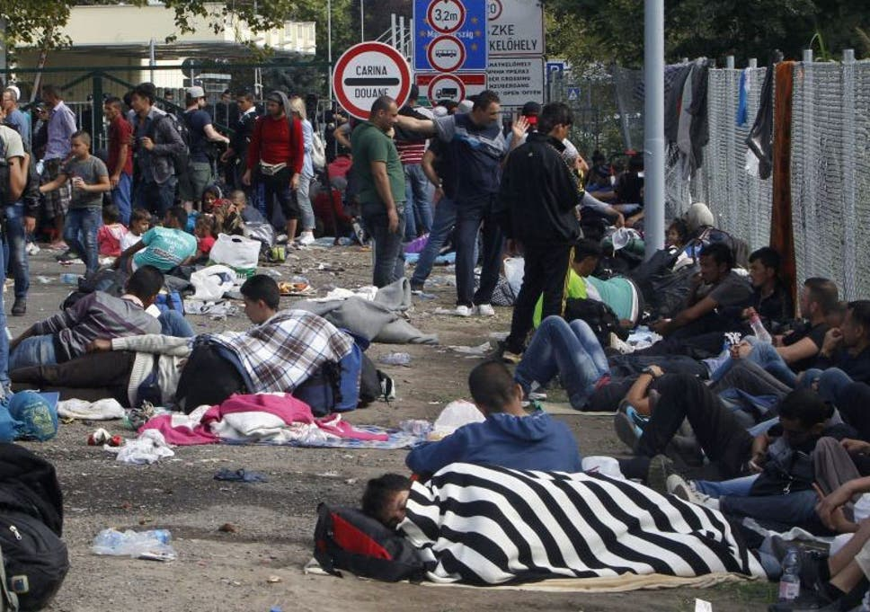 Refugee Crisis Was Caused By A Careless West That Allowed Anarchy