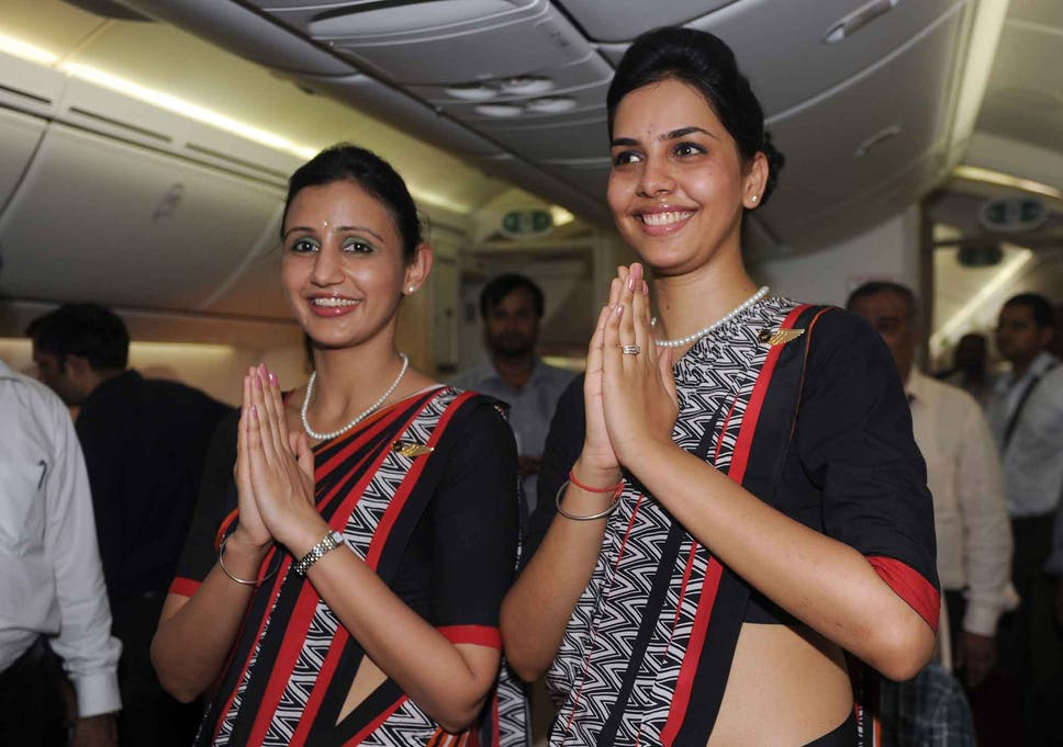 Air India Grounds 130 Flight Attendants For Being Overweight The
