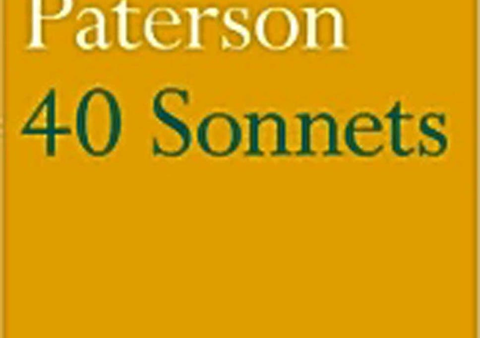 40 sonnets by don paterson book review subtle play with all human