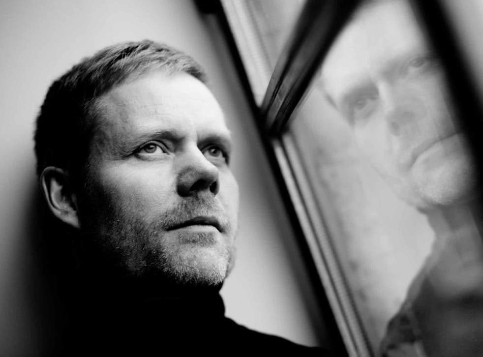 """Max Richter performed a """"lullaby for the mind' on Radio 3 last week"""
