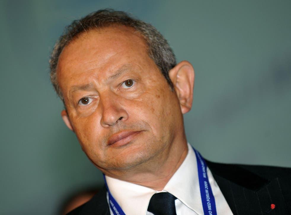 Naguib Sawiris plans to buy a Greek island to accommodate refugees