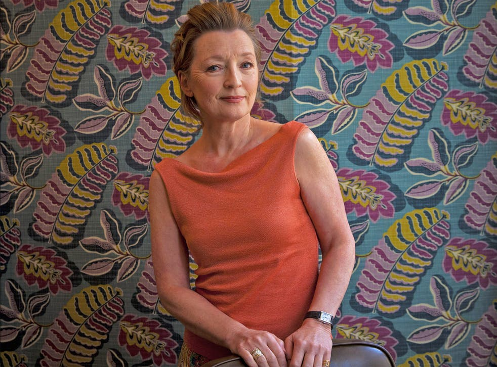 Woman of substance: Lesley Manville