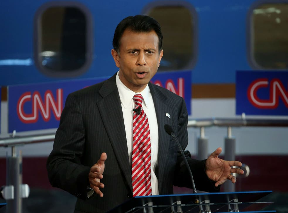Bobby Jindal said Christians were the most discrimated against group in the States
