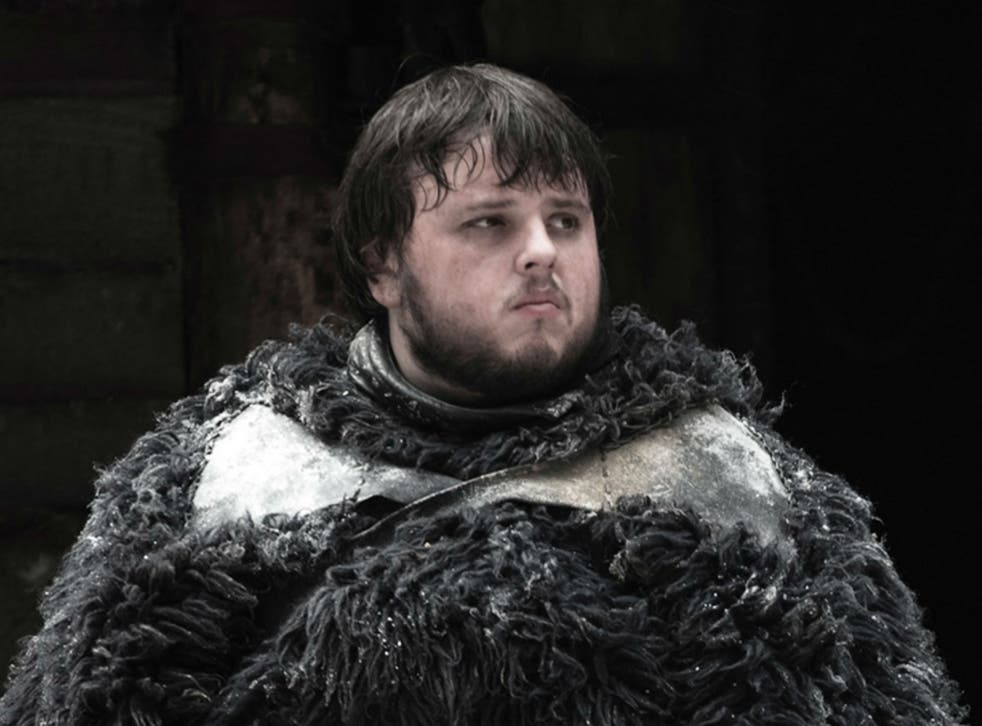 Game of Thrones' Sam Tarly