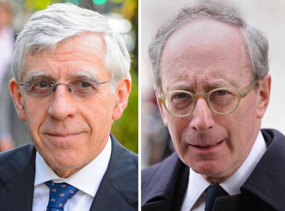 Both denied wrongdoing and referred themselves to the parliamentary standards commissioner