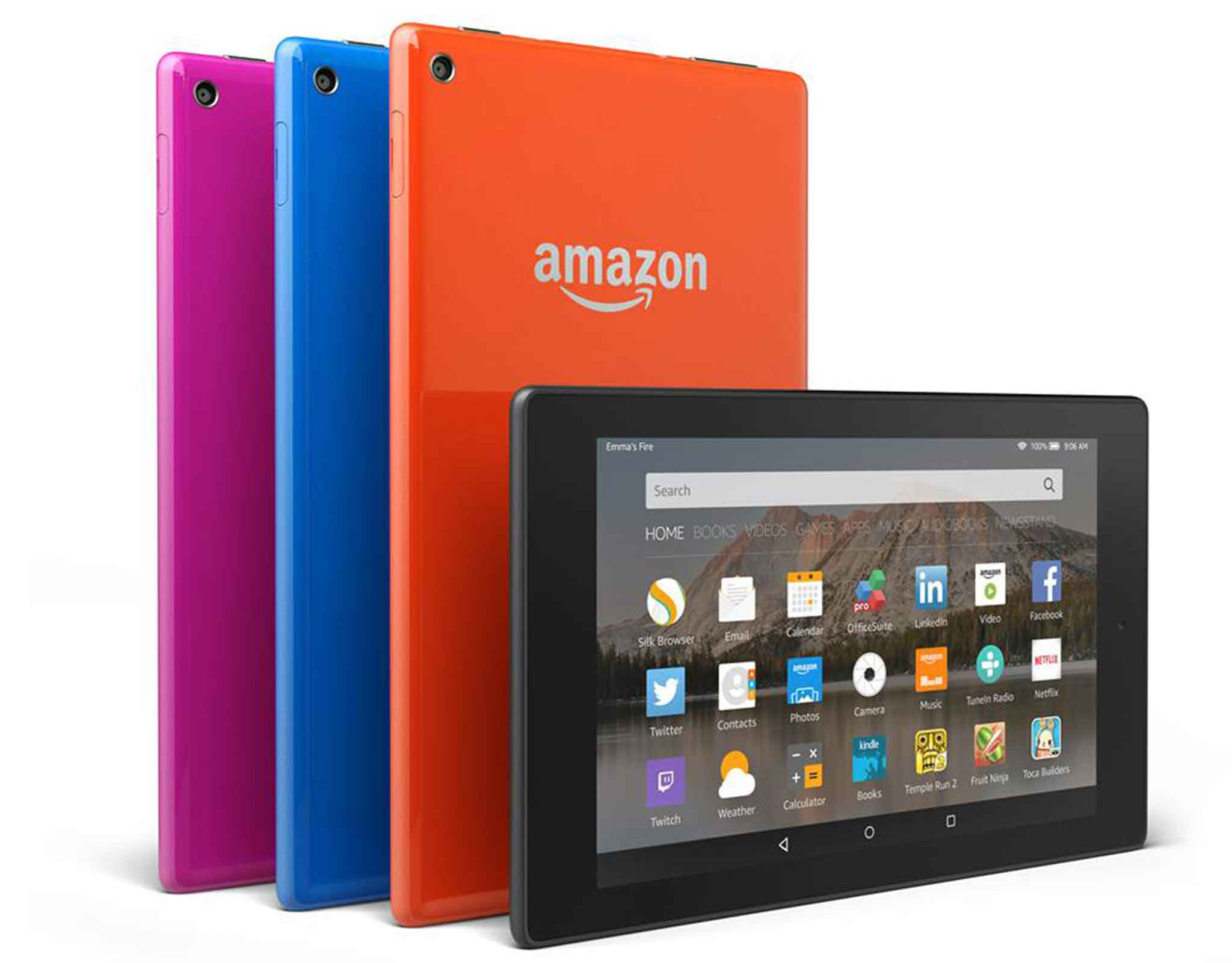 Amazon launches super cheap fire tablet and 4k tv box for Amazon casa