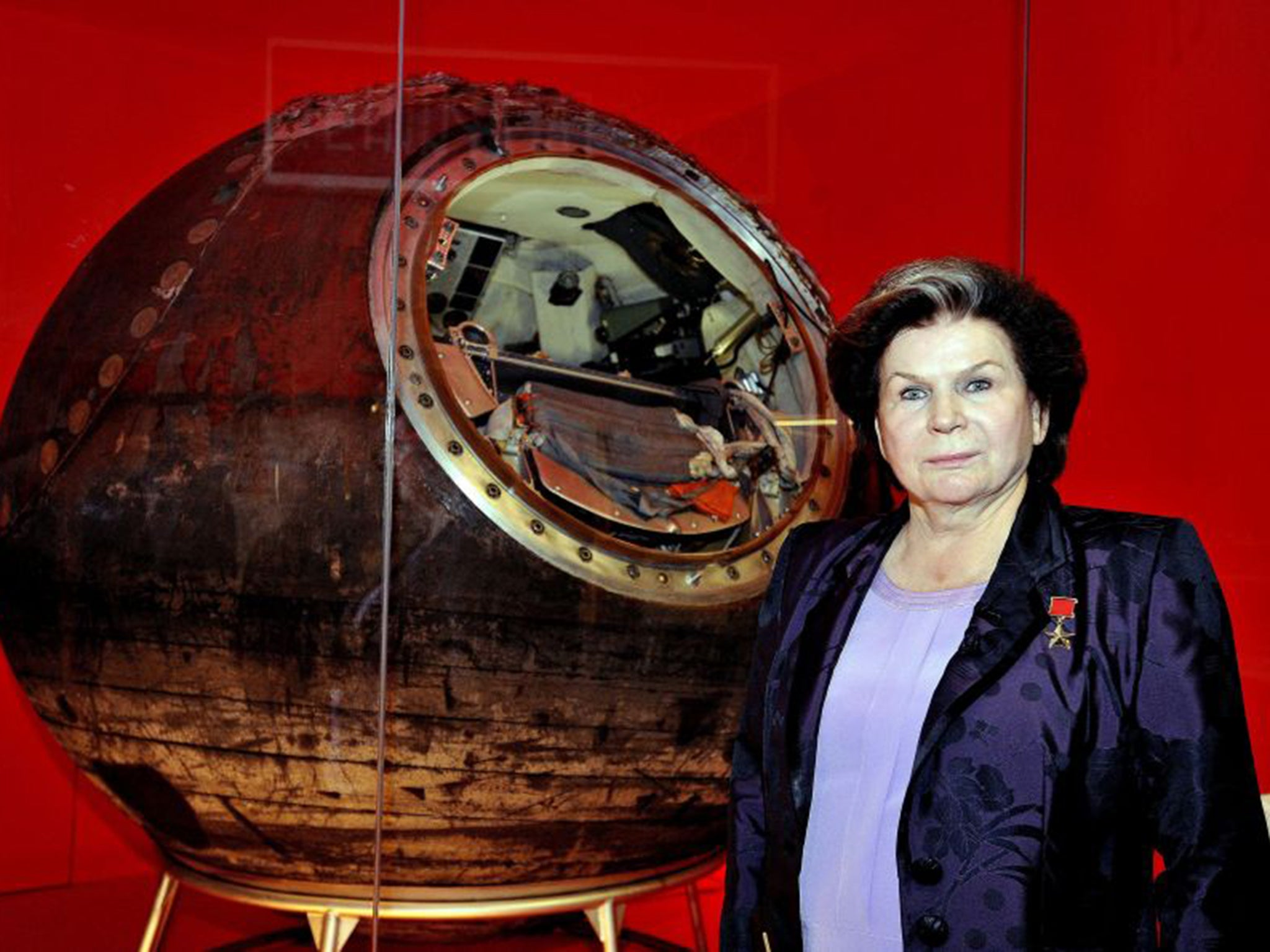 first woman in space reveals what crucial piece of kit was