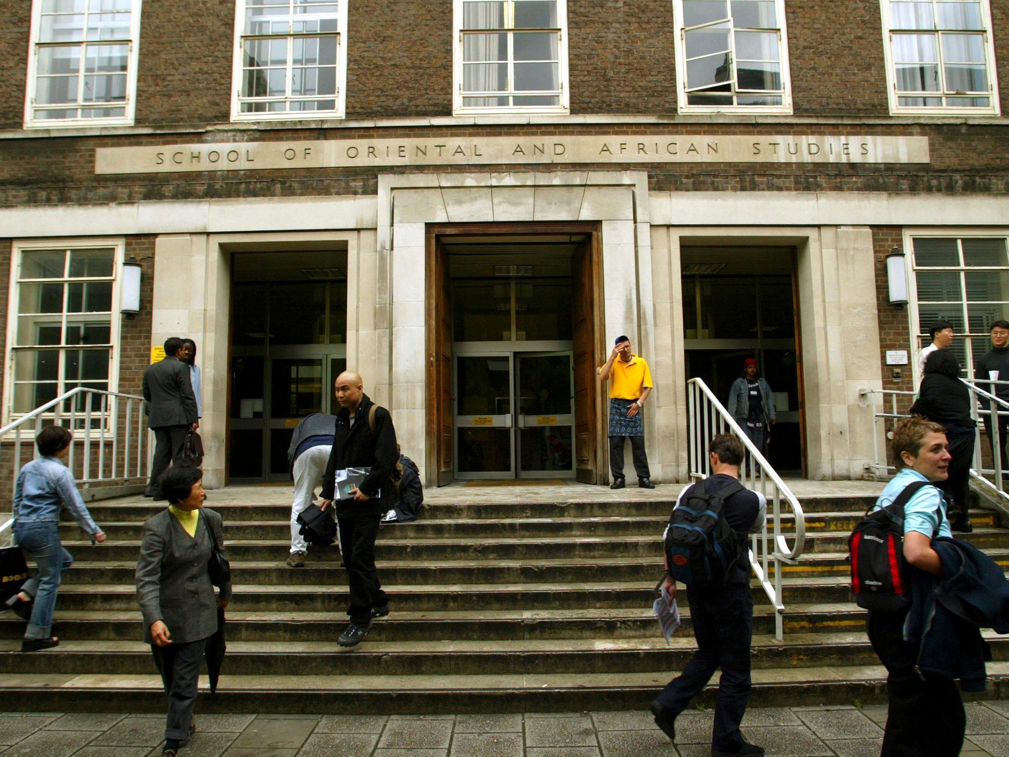 SOAS students call for 'white philosophers to be dropped from curriculum'