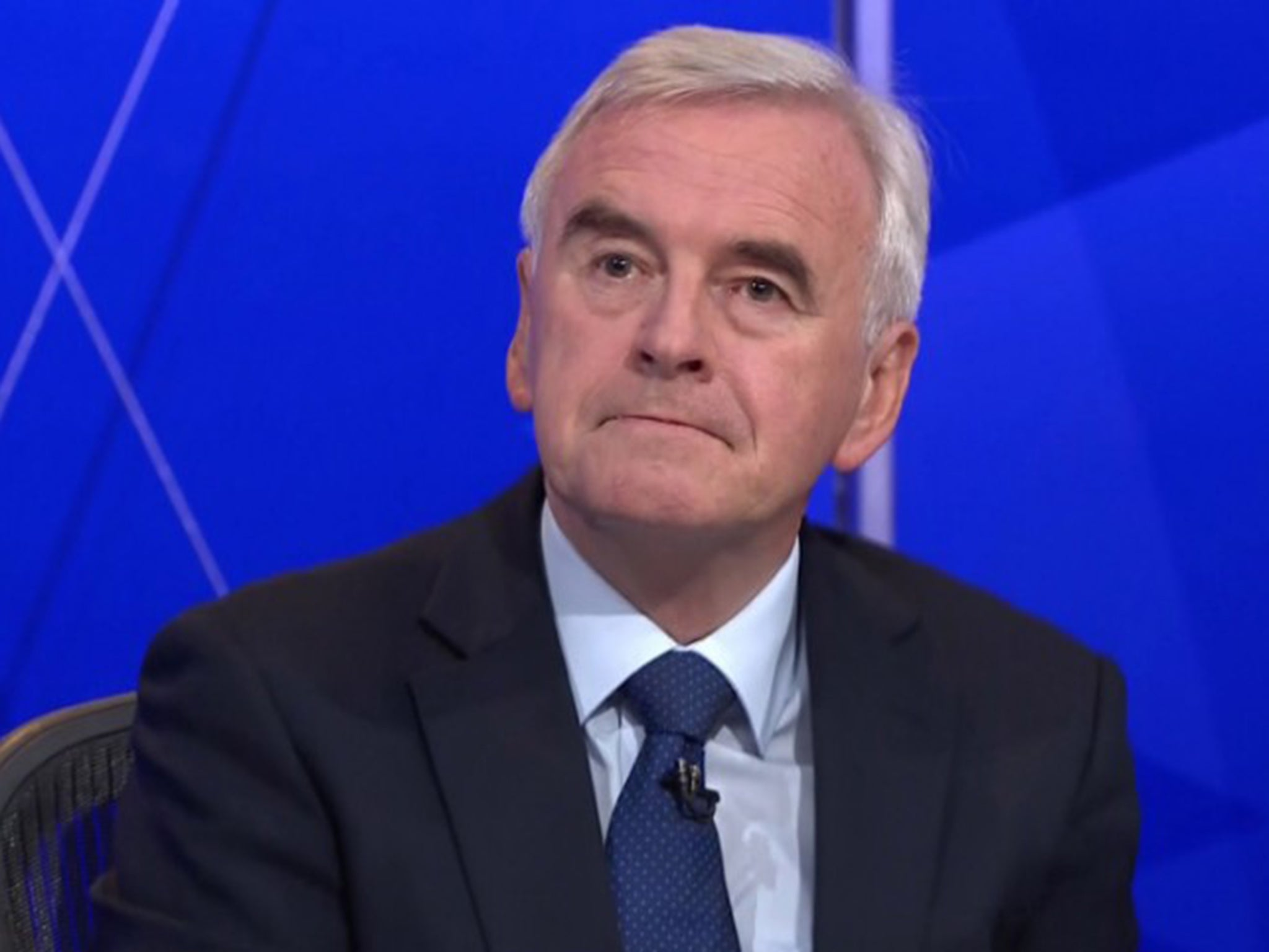 Image result for image of John mcdonnell