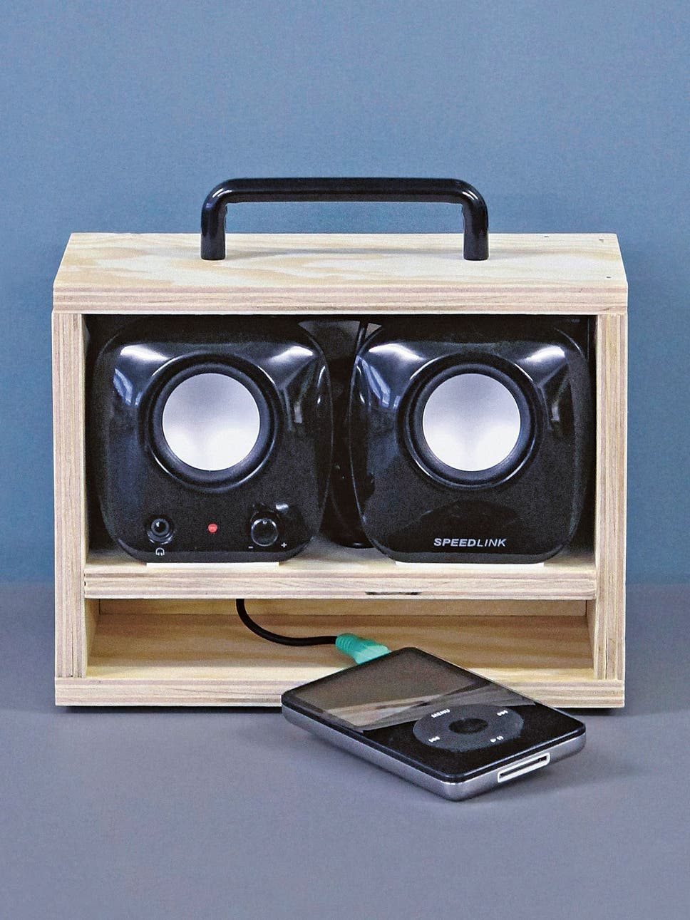 How to build a design classic leading craftsmen construct five boombox konstantin grcic wanted to produce something raw and cobbled together that would contrast solutioingenieria Gallery
