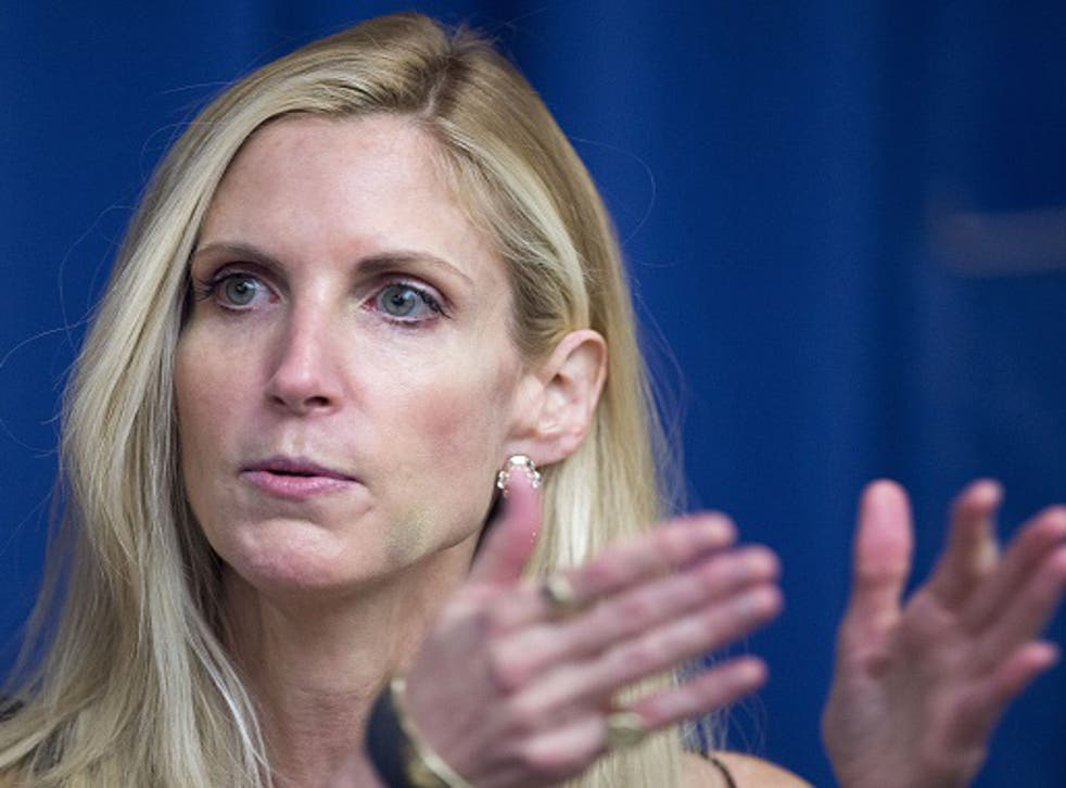 Ann Coulter said the reaction to her tweet was manufactured outrage to promote the left wing agenda