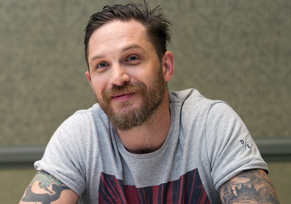 Tom Hardy issues open letter response to criticism from journalist