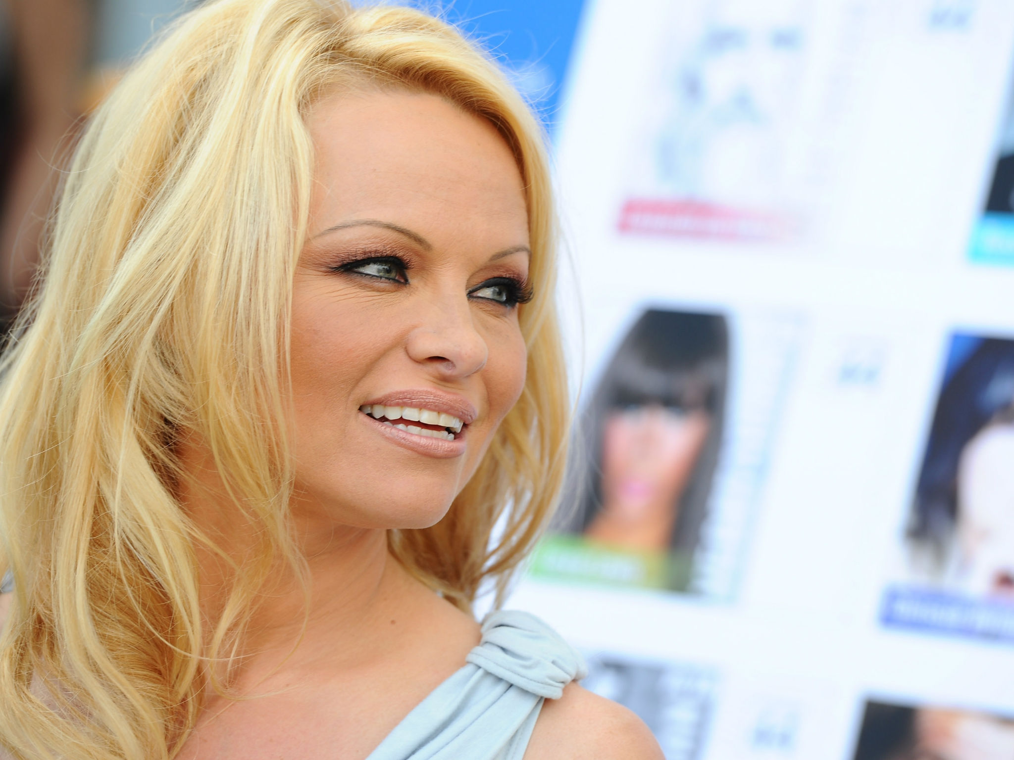 Pamela Anderson's Tips For Buying Your Girlfriend Underwear
