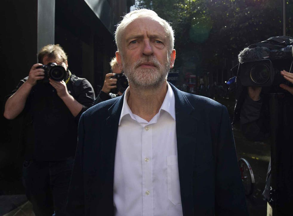 Although Mr Corbyn never expected to win when he squeaked on to the ballot paper in May, his team had every reason to be confident