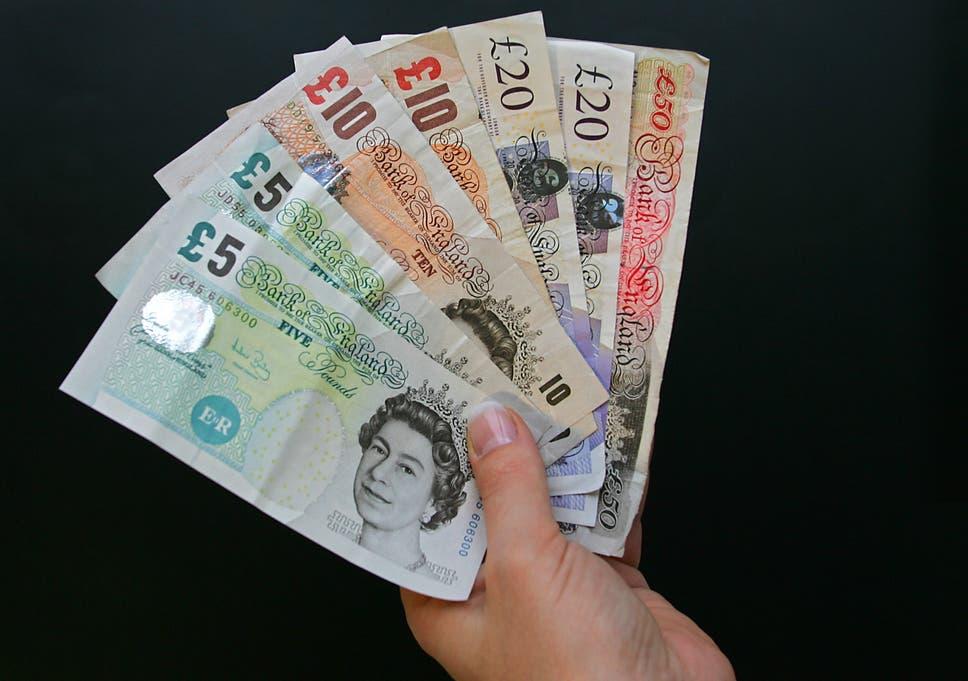 Image result for UK money