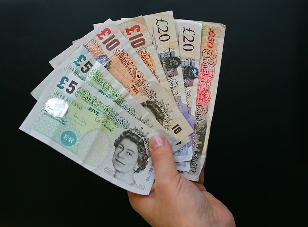 Ninety-two per cent of people said they would be uncomfortable asking to borrow money