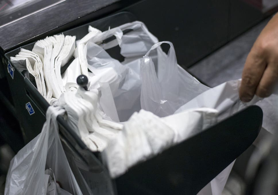 Chile to become first South American country to ban plastic bags ... b57ba906f6105
