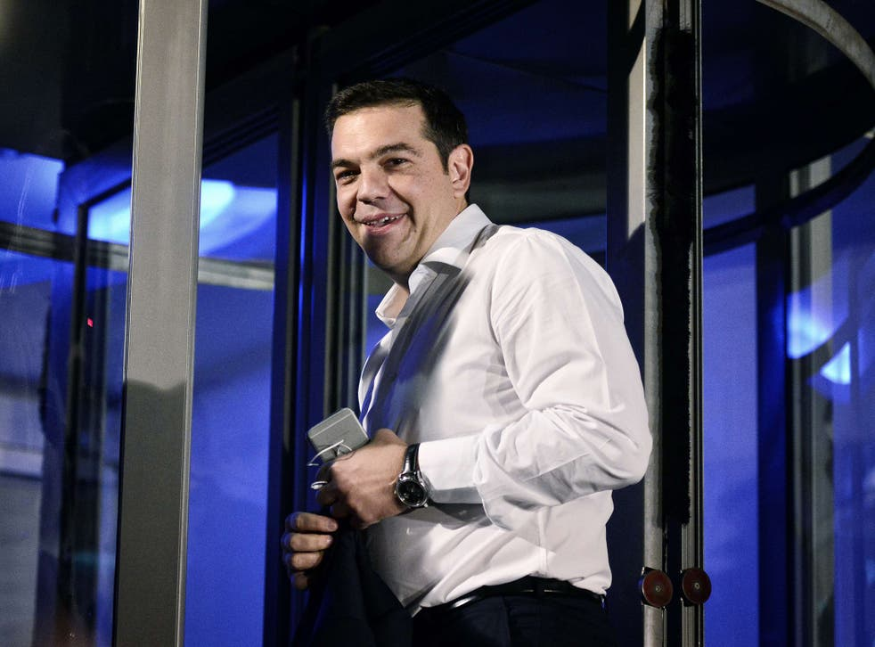 Greek PM Tsipras calls for snap vote upon European