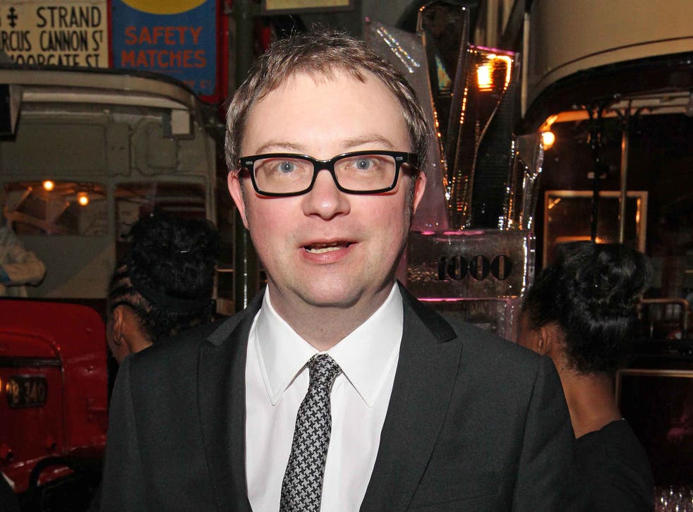 Simon Fletcher at the London Evening Standard's 1000 Influential's party